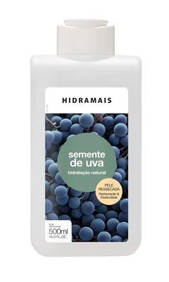 Loção Hidratante Hidramais 500 ml Semente de Uva