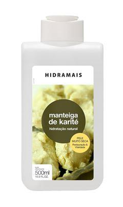Loção Hidratante Hidramais 500 ml Manteiga de Karité