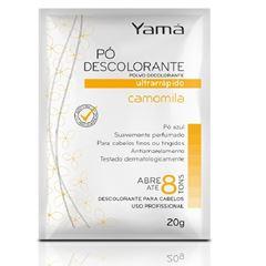 Po Descolorante Yama 20 gr Camomila