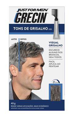 Shampoo Tonalizante Grecin Tons de Grisalho