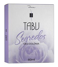 Deo Colônia Tabu 60 ml Segredos
