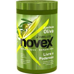 Creme para Tratamento Novex Azeite de Oliva 1kg