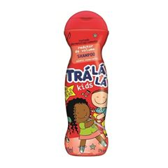 Shampoo Tra La La Kids 480 ml Redutor de Volume