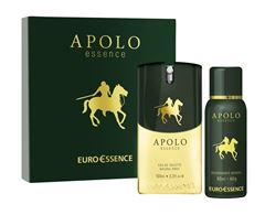 Kit Euro Essence Masculino Apolo