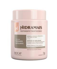 Creme Massagem Hidramais 1 Kg Esfoliante