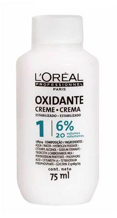Oxidante L oreal Professionnel 75 ml 20 Volumes 6%