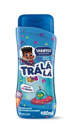 Shampoo Tra La La Kids 480 ml Nutrikids
