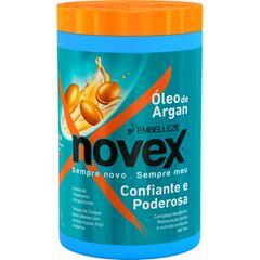 Creme para Tratamento Novex Oleo de Argan 1kg