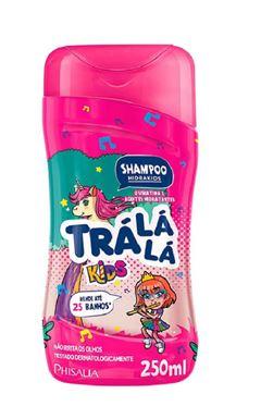 Shampoo Tra La La Kids 480 ml Hidrakids