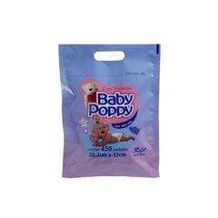 Lencos Umedecidos Baby Poppy 450 unidades Refil