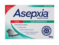 Sabonete Asepxia 80 gr Forte