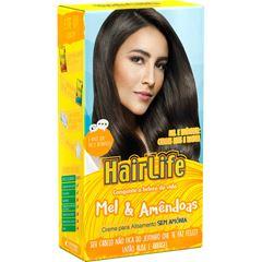Alisante Hair Life Mel e Amêndoas 180g