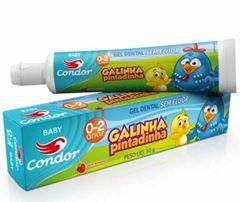 GEL DENT CONDOR 50 GR (6 MES) GALINHA PI