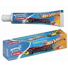 Gel Dental Condor Hot Wheels 50 gr Tutti Frutti