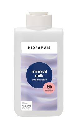 Loção Hidratante Hidramais 500 ml Mineral Milk
