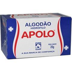 ALG APOLO CAIXINHA 25 GR      BRANCO