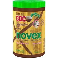 Creme para Tratamento Novex Oleo de Coco 1kg
