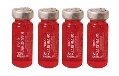 Ampola Dermabel 2,8 ml Jaborandi 4 unidades