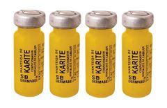 Ampola Dermabel 2,8 ml Manteiga de Karite 4 unidades