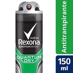 Desodorante Aerosol Rexona Men 90 gr Quantum
