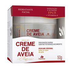 Hidratante Facial Davene Creme de Aveia 50 gr Original