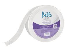 Lencos para Depilacão Depil Bella Rolo 50 Metros
