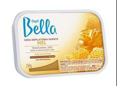 Cera Quente Depil Bella 250 gr Mel
