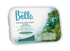 Cera Quente Depil Bella 500 gr Algas com Menta