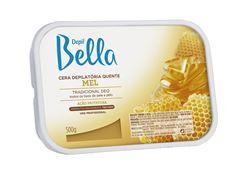 Cera Quente Depil Bella 500 gr Mel