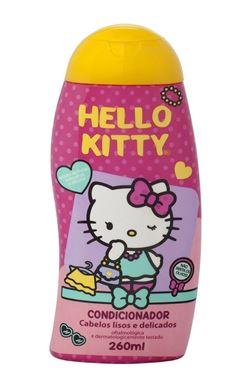 Condicionador Infantil Hello Kitty 260 ml Lisos e Delicados