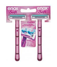 Aparelho de Depilar Enox Soft 2 unidades Feminino