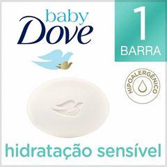 Sabonete Barra Dove Baby 75 gr Hidratacão Sensivel