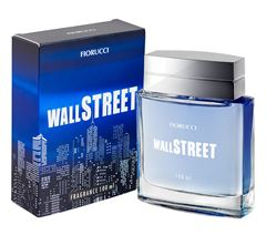 Colonia Fiorucci Wall Street Masculino 100 ml