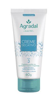 Creme Secativo Agradal 60 gr Fase 3