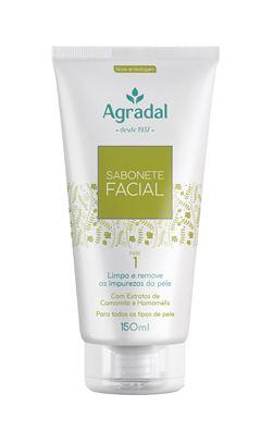 Sabonete Facial Agradal 150 ml Fase 1