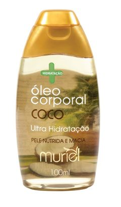 Oleo Corporal Muriel 100 ml Coco