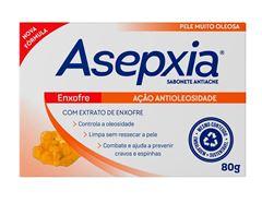 Sabonete Asepxia 80 gr Enxofre