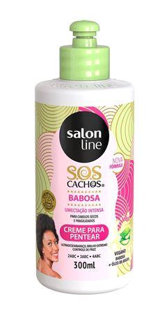 Creme para Pentear Salon Line 300 ml Hidratacão e Leveza